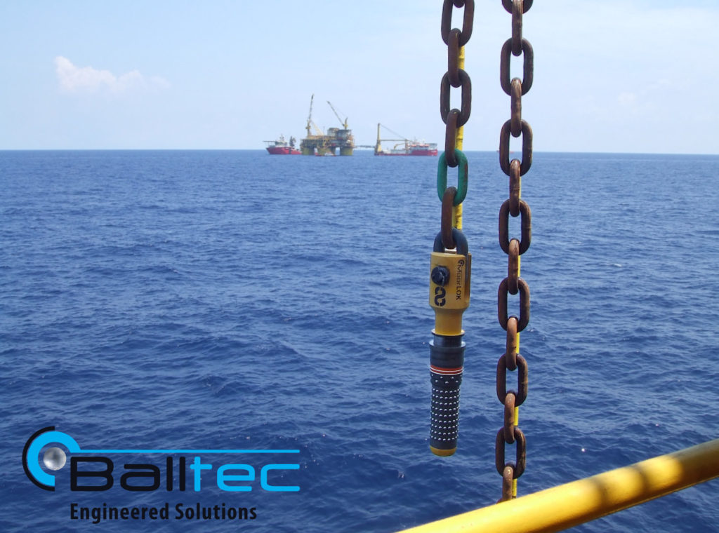 Balltec completes successful disconnection of its MoorLOK subsea mooring connectors on Shell Malikai oil field