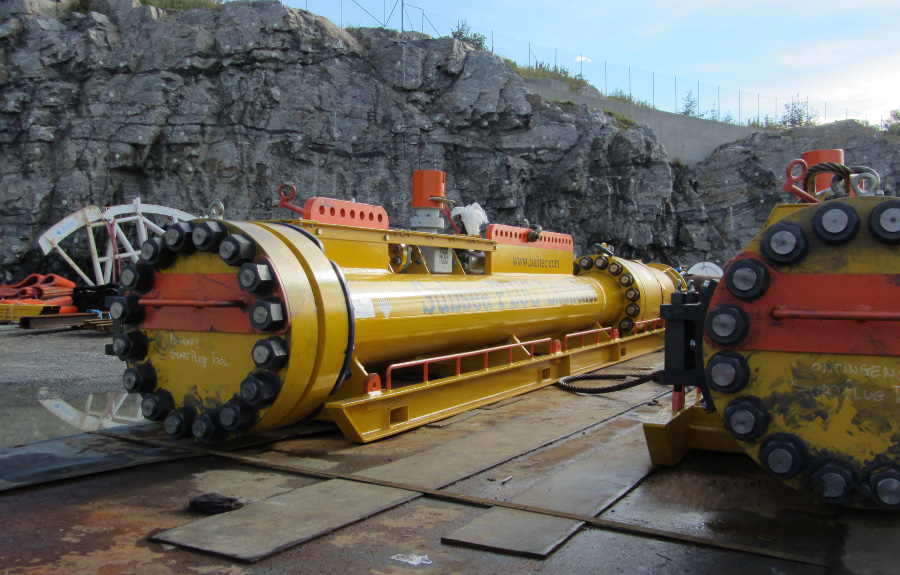 Balltec With Critical Role In Statoil Pipeline Project