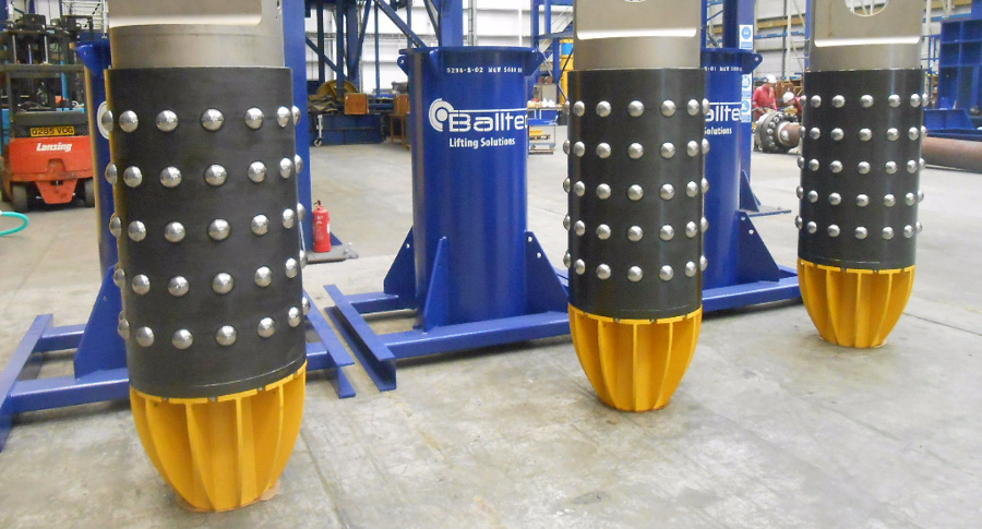 Balltec Lifting Solution for OpenHydro Tidal Turbine