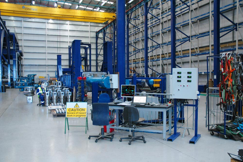 Balltec completes lifting beam load testing on behalf of Aquila Nuclear Engineering